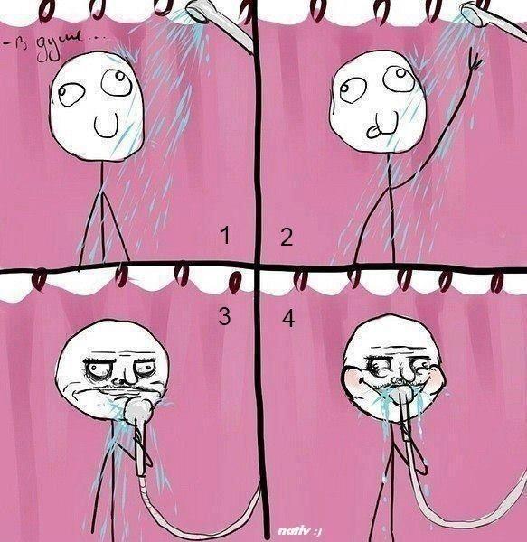 לשיר במקלחת