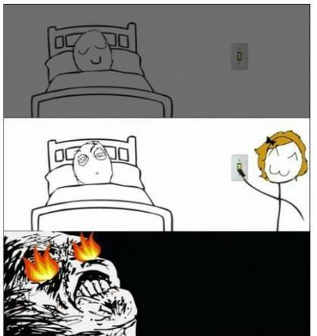 להדליק את האור