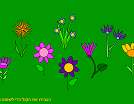 פרחים צוחקים