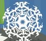 הכנת פתיתי שלג-גזירת דפים