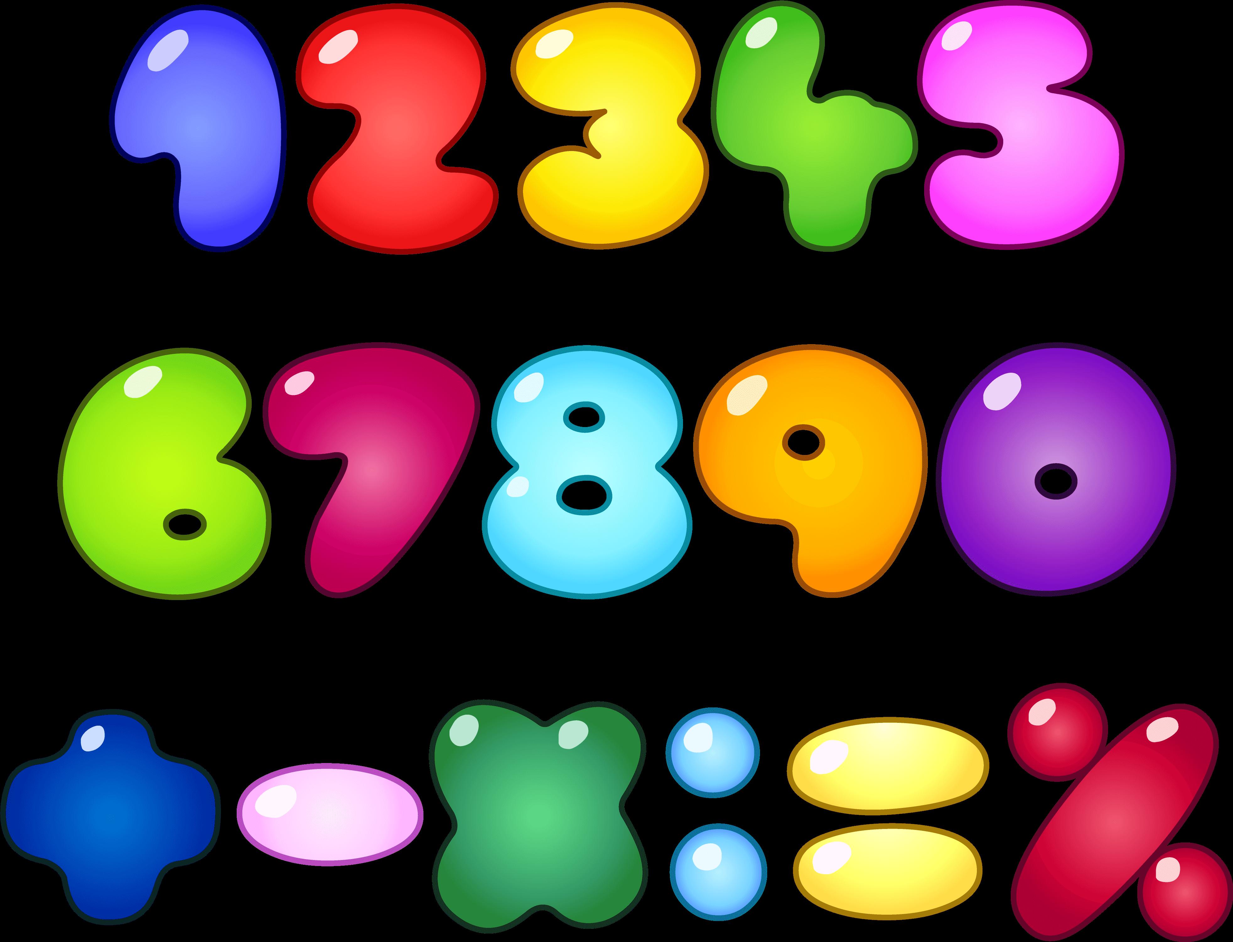 תמונה של מספרים