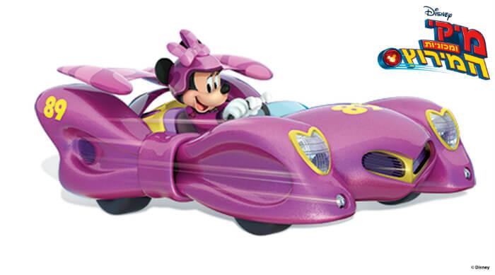 המכונית של מיני מאוס