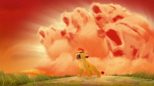 משמר האריות 4