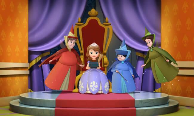 הנסיכה סופיה הראשונה 1