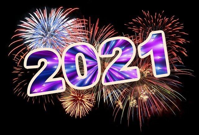 2021 עם זיקוקים