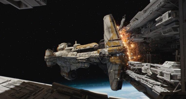 חללית מלחמת הכוכבים