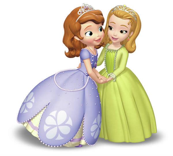 הנסיכה סופיה ואמבר