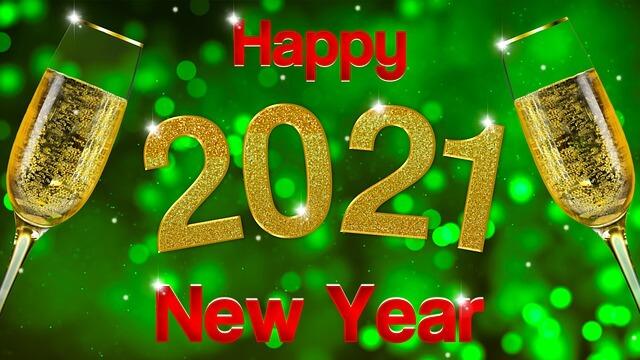 2021 שנה אזרחית חדשה