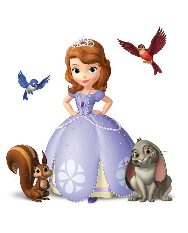 הנסיכה סופיה הראשונה תמונה