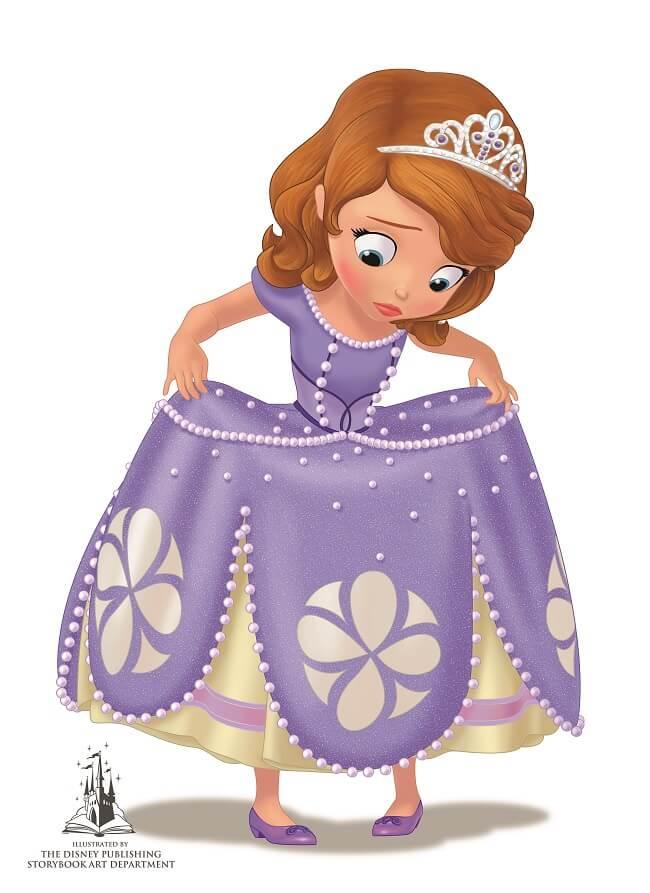 תמונה של הנסיכה סופיה