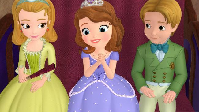 הנסיכה סופיה הראשונה 3