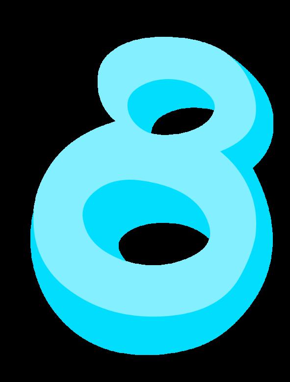 שמונה