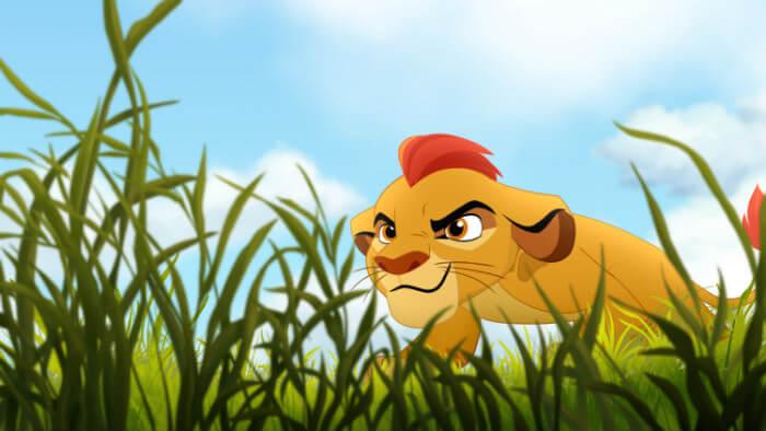משמר האריות 12