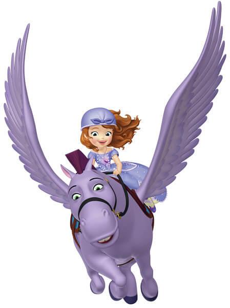 מינימוס והנסיכה סופיה