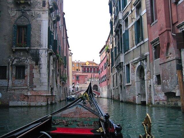 שייט בונציה