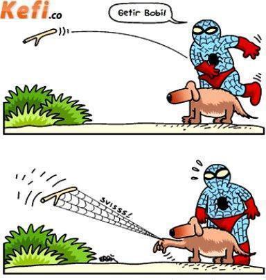 הכלב של ספיידרמן