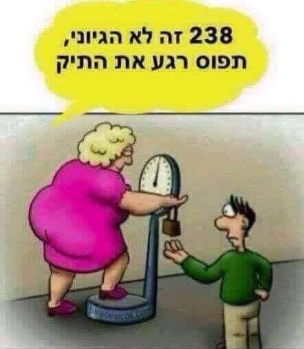 בעיה במשקל