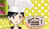 כיתת הבישול של שרה