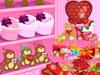 קישוט חנות ליום האהבה