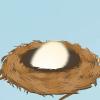 אתם צריכים לפגוע בביצה כדי להעביר אותה    לקן. תלחצו על המסך אחרי כל שלב ויופיעו לכם דרכים משונות להעביר את הביצה כל פעם.