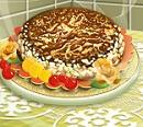 הכנת עוגת שיש
