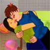 משחק נשיקה יום הולדת