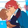 משחק הנשיקות