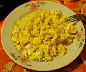 ביצה מקושקשת