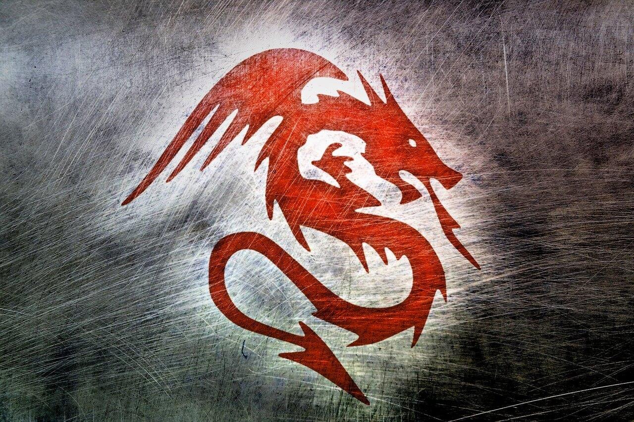 דרקון אדום