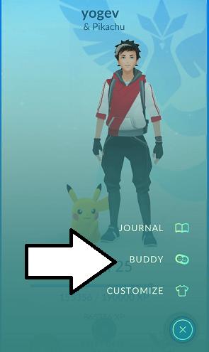 pokemon buddy איך להוסיף