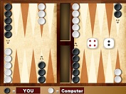 old backgammon