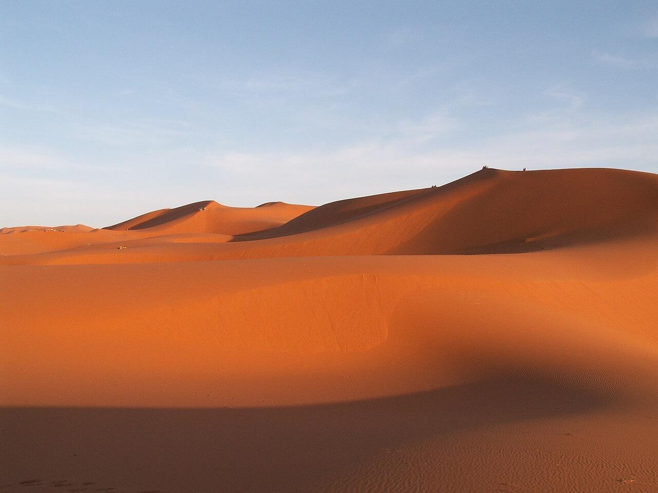 חול במדבר