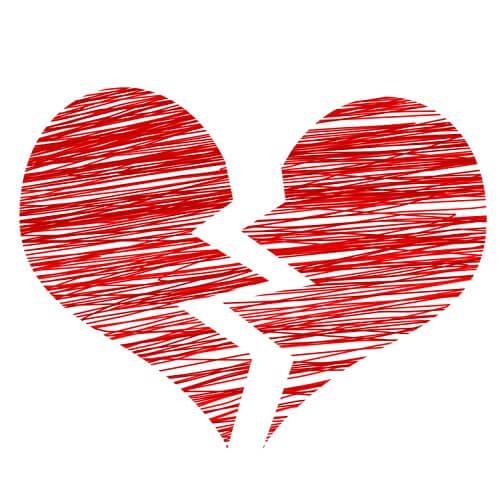 לב נשבר - לב שבור