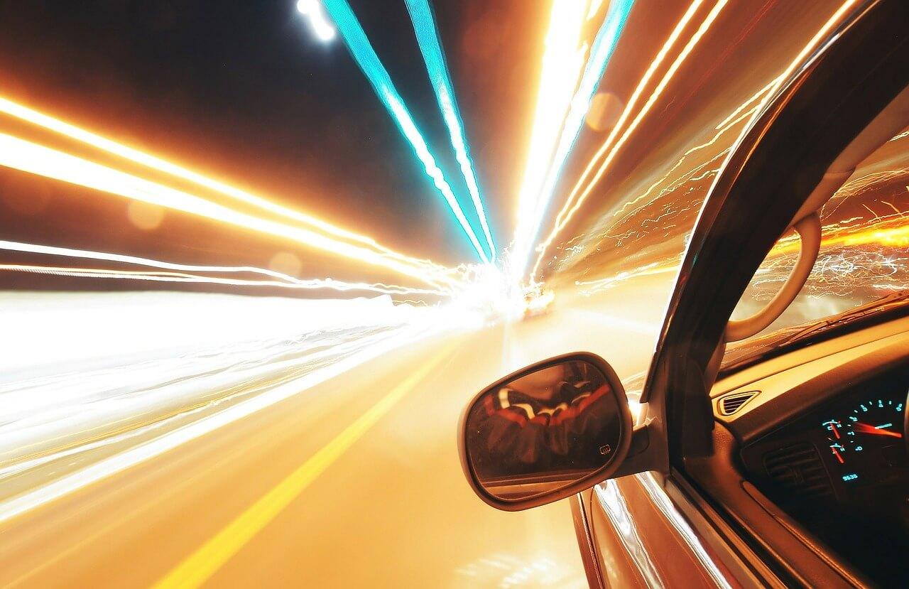 רקע עם מכונית