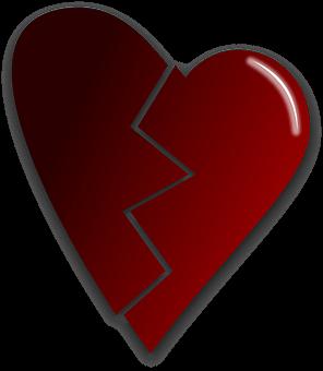 לב שבור ]: