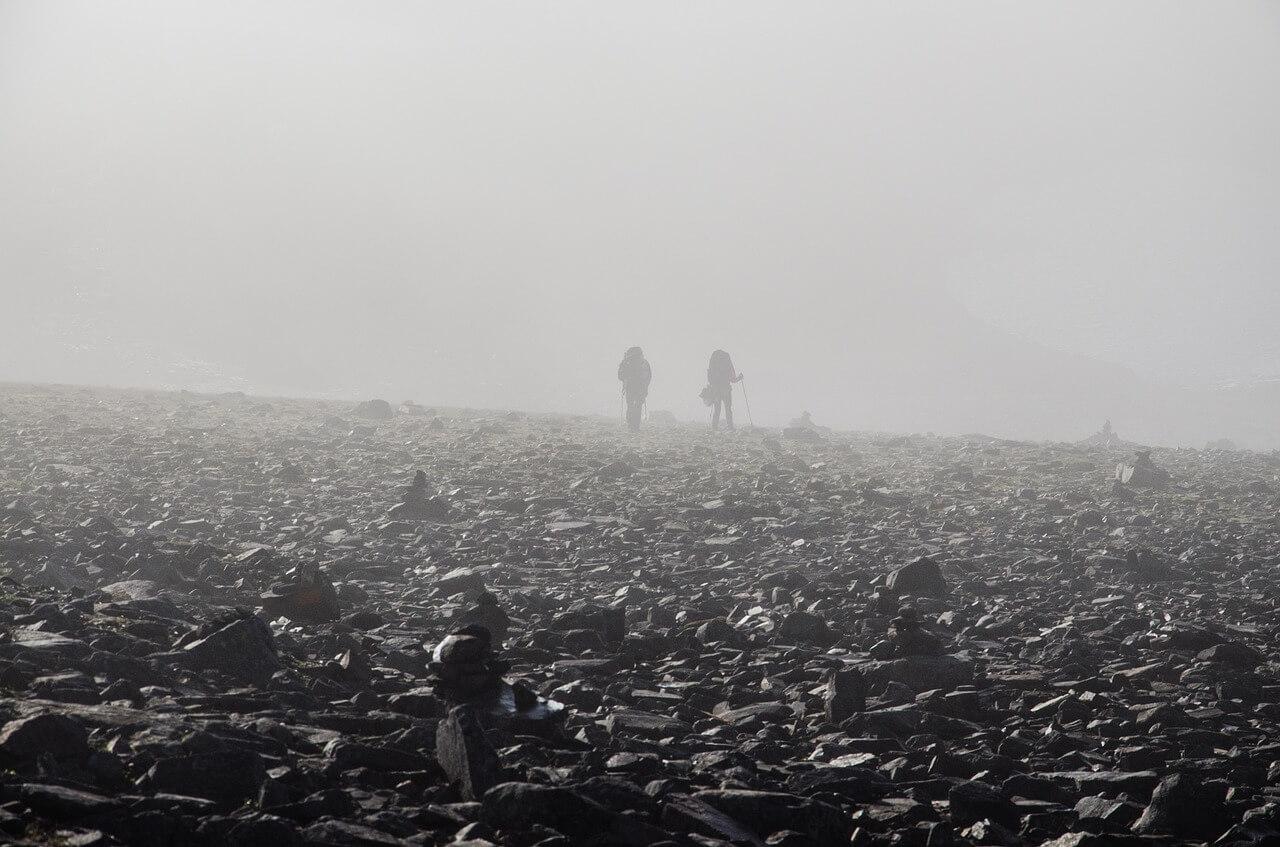 טיול בערפל