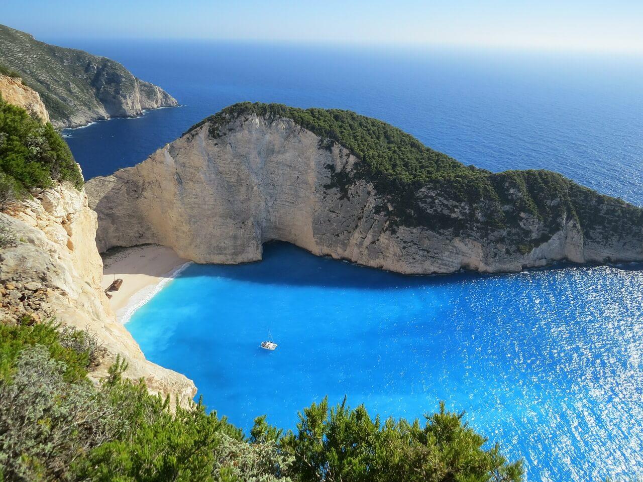 חוף מדהים