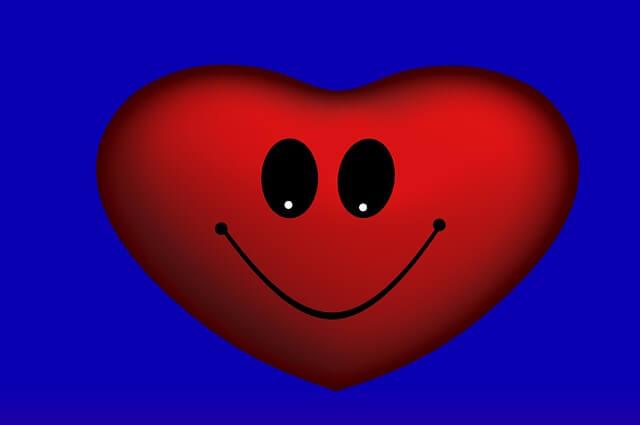 לב מחייך