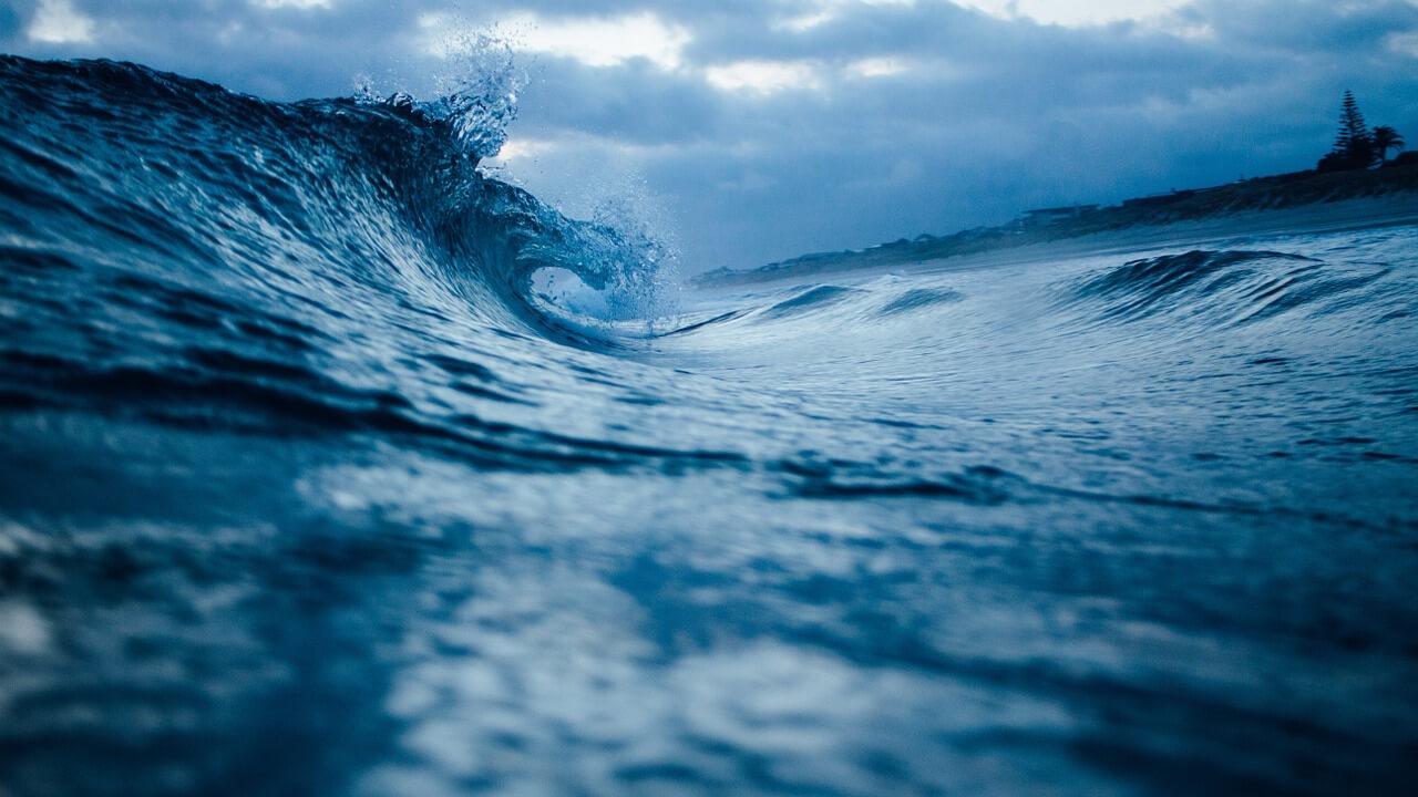 גל בים