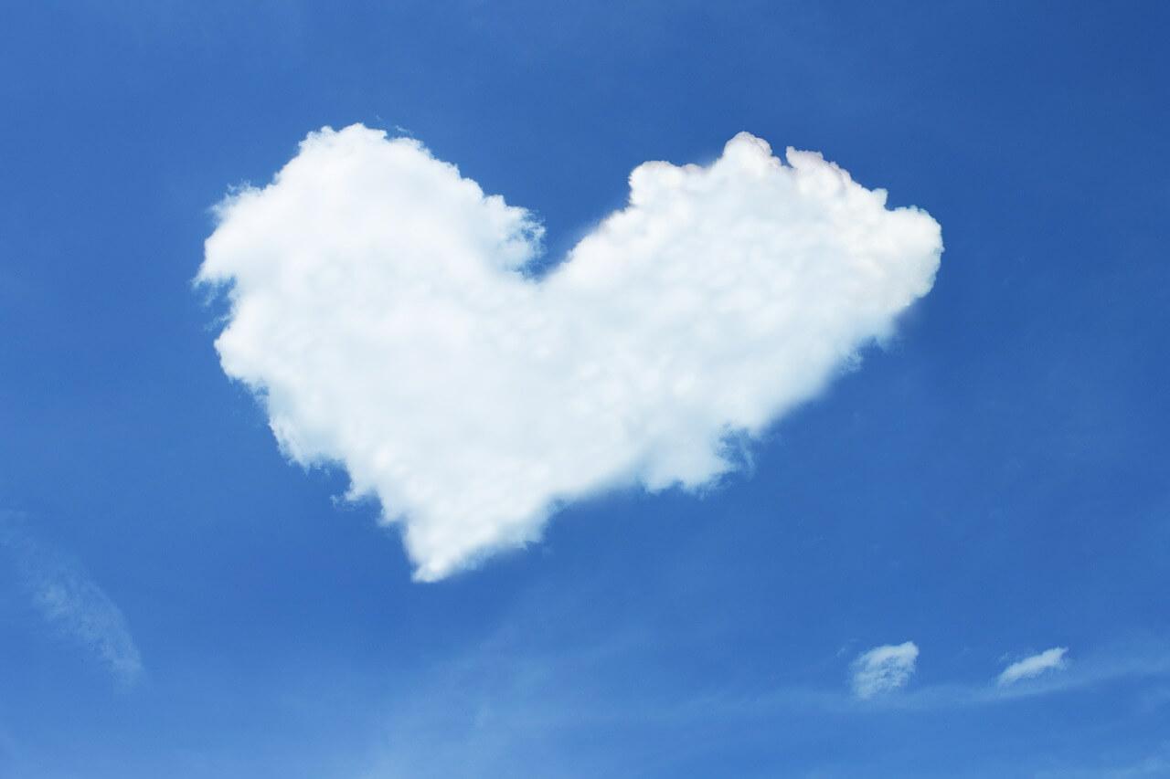 לב מעננים