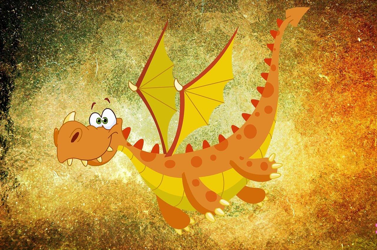 דרקון חמוד