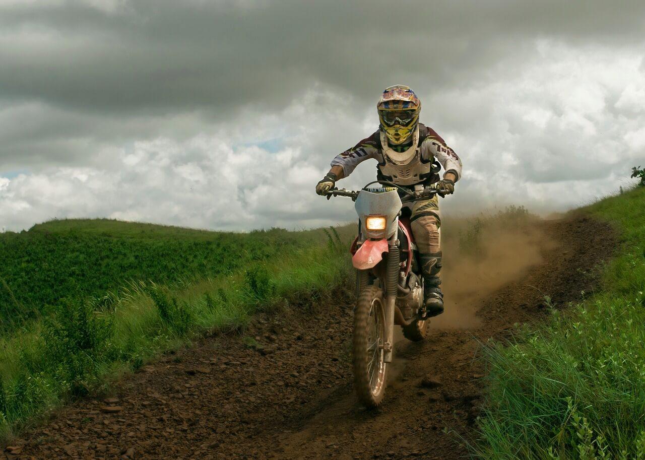 אופנוע בשטח