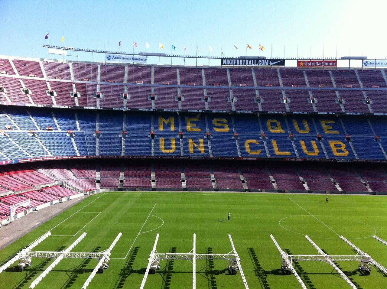 האצטדיון של ברצלונה