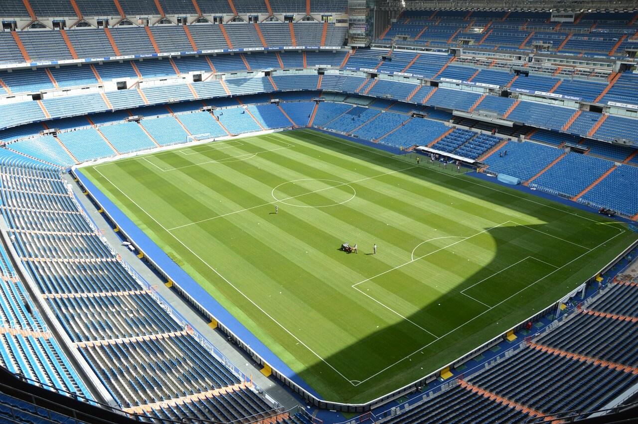 האצטדיון של ריאל מדריד