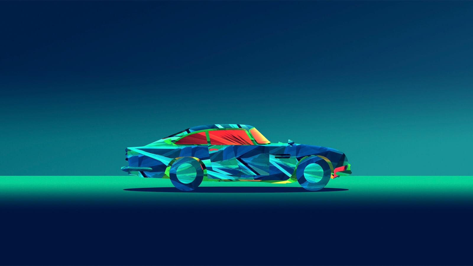 מכונית מגניבה