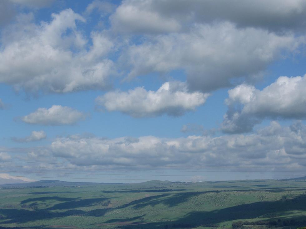 צל עננים