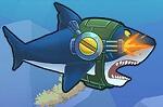 כריש מטורף