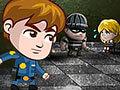 זוג שוטרים מצילים