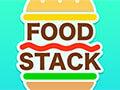 מגדל של אוכל