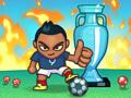 משחק כדורגל בו אתם עוזבים את הכדור מלמעלה ועל ידי כוח המשיכה , קצת תכנון וקצת מזל צריכים להכניס גולים